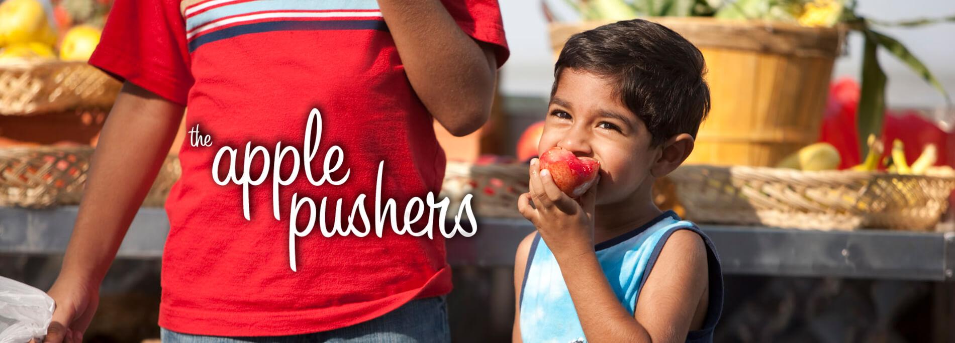 The Apple Pushers trailer photo