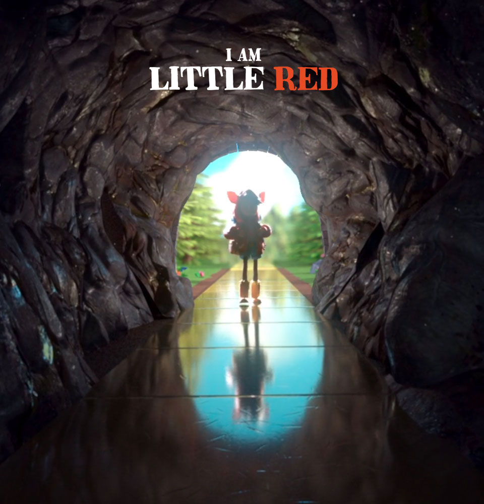 I Am Little Red
